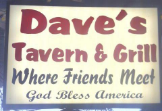 Dave's Tavern and Grill