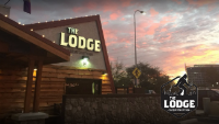 The Lodge Sasquatch Kitchen