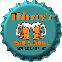 Nightlife Business Thirsty's Bar and Grill in Devils Lake ND