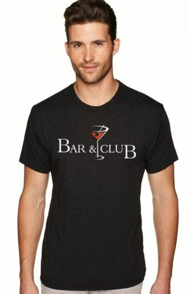 Bar And Club Mens Shirt