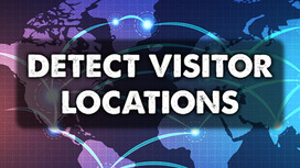 Detect Visitor Locations