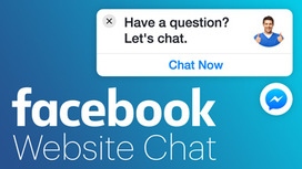 Facebook Website Chat
