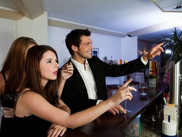 Annoying Things People Do To Piss Off Bartenders - Calling The Bartender When You Are Not Yet Ready To Order
